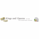 Kings and Queens Discount Codes