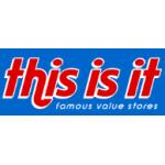 This is it Stores Discount Codes